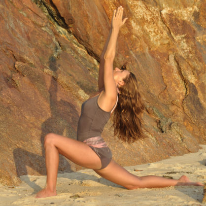 Yoga Class - Hips and Heart